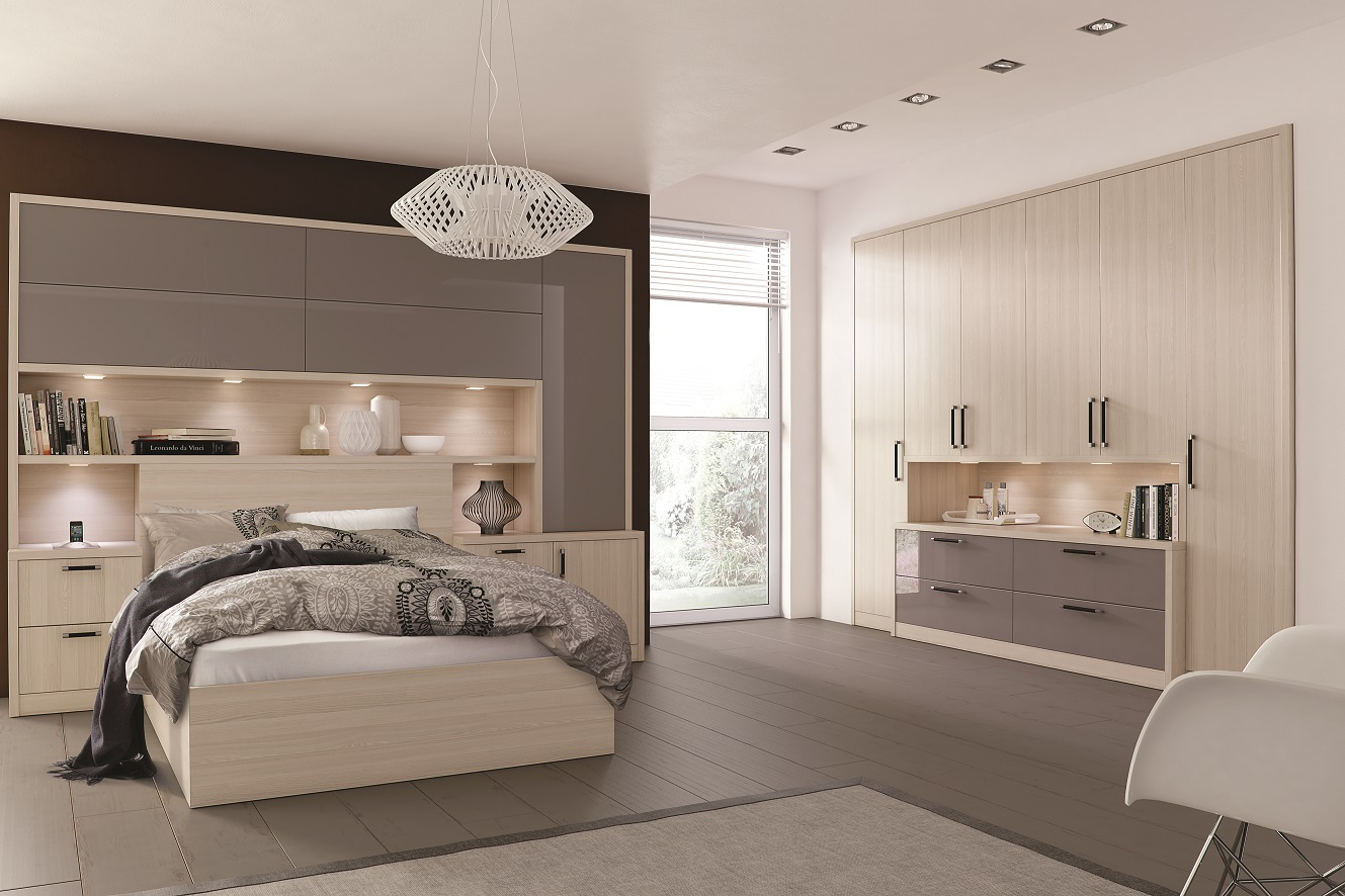 Bedrooms at Leckhampton Bathrooms and Kitchens