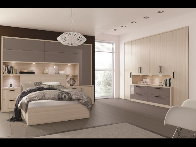 New Daval Bedroom Showroom